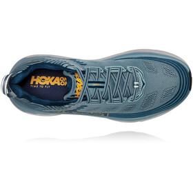 Hoka One One Bondi 6 Shoes Men lead/majolica blue